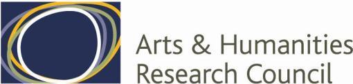 AHRC logo colour